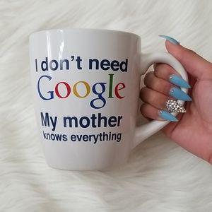 Google mug!